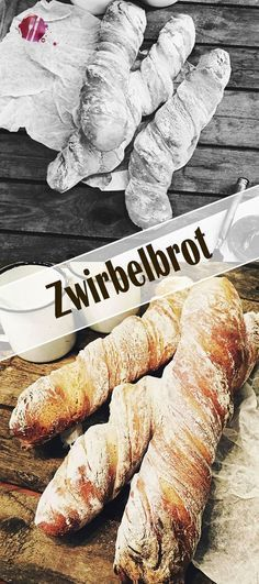 Photo of Zwirbelbrot