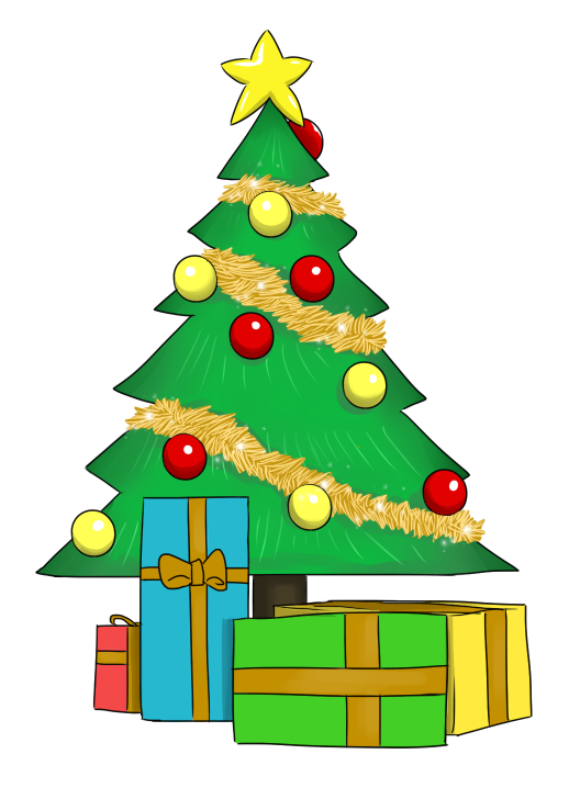 Free to Use & Public Domain Christmas Clip Art Page 10