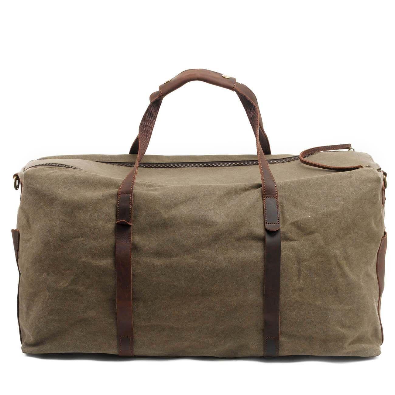 7e3b95af4c Unisex s Canvas Duffel Bag