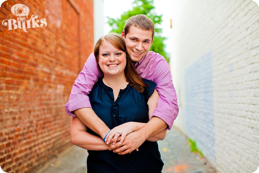 Take a look at this really sweet sneak peek of Sammy and Steve's Concord, NC e-session...they are high school sweethearts that first met in the 1st grade!!