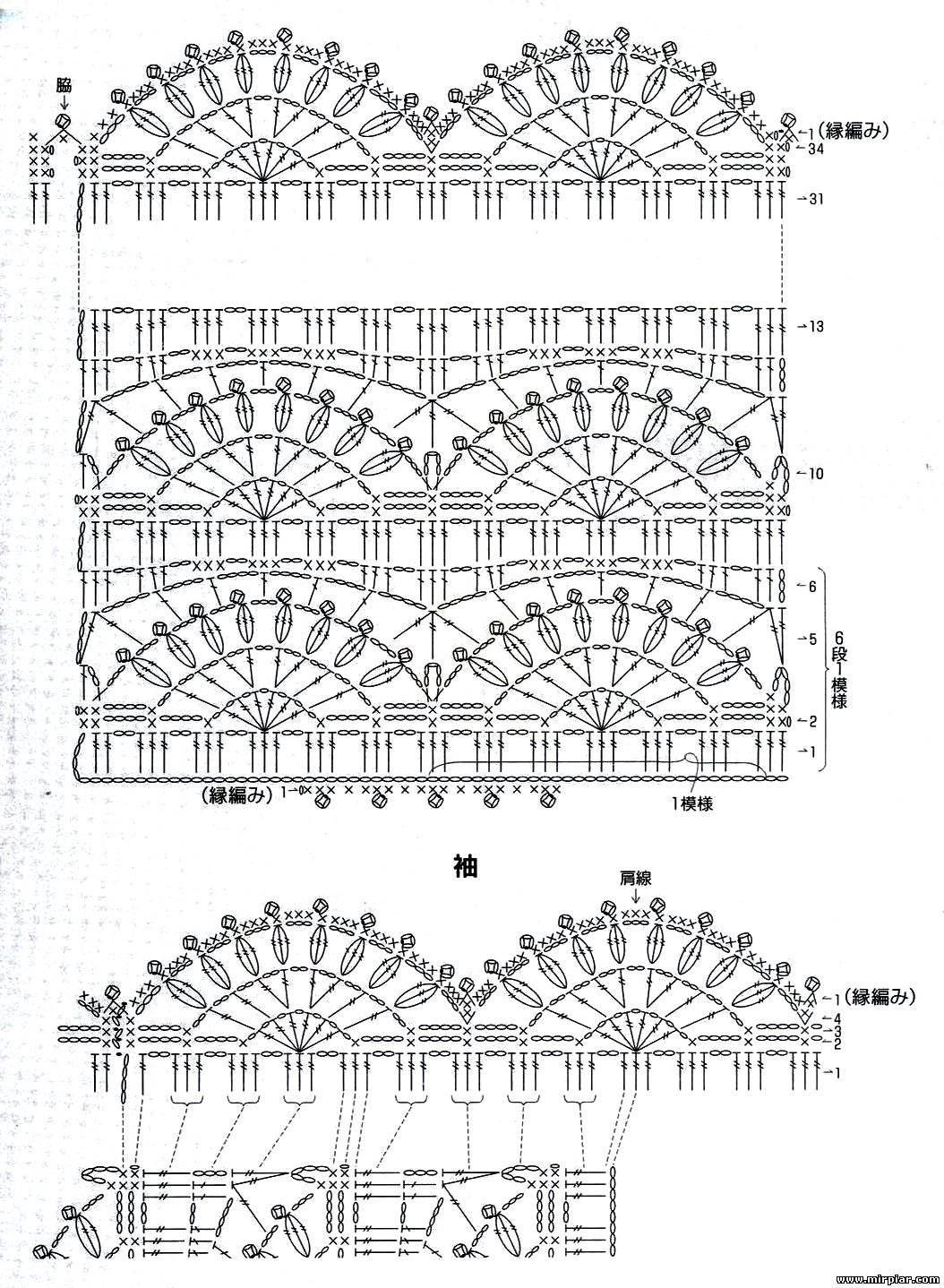 Katrinshine Crochet Tunic