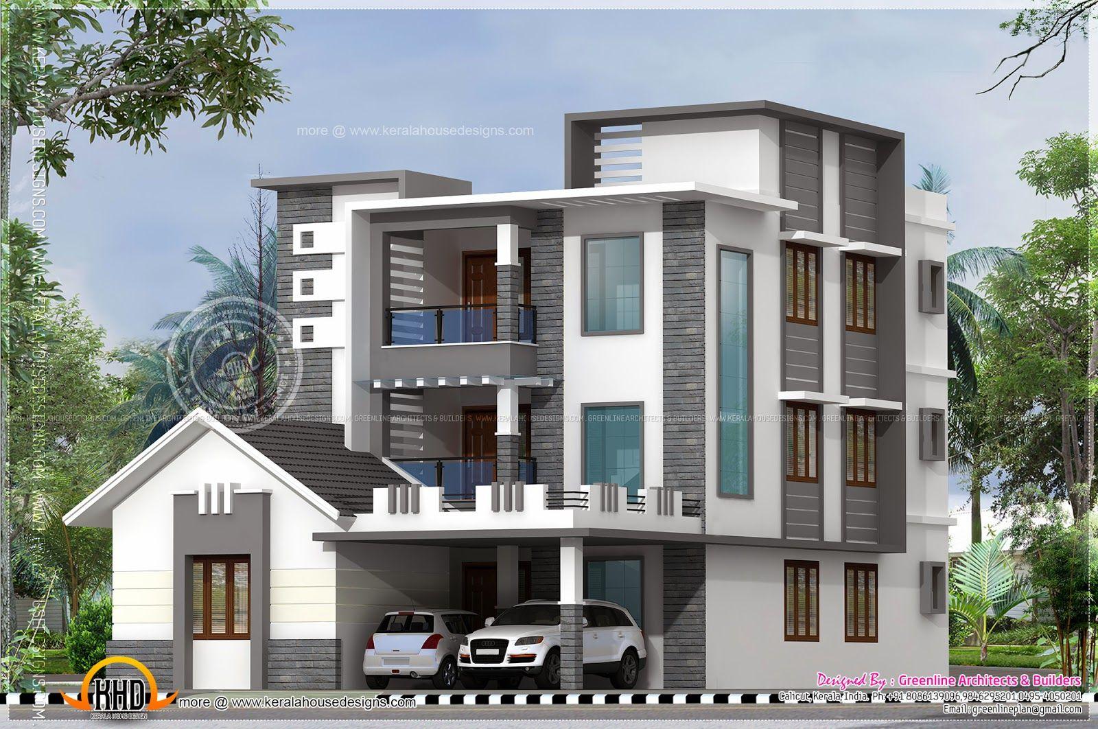 3-floor-contemporary.jpg (1600×1062)   sakhare   Pinterest