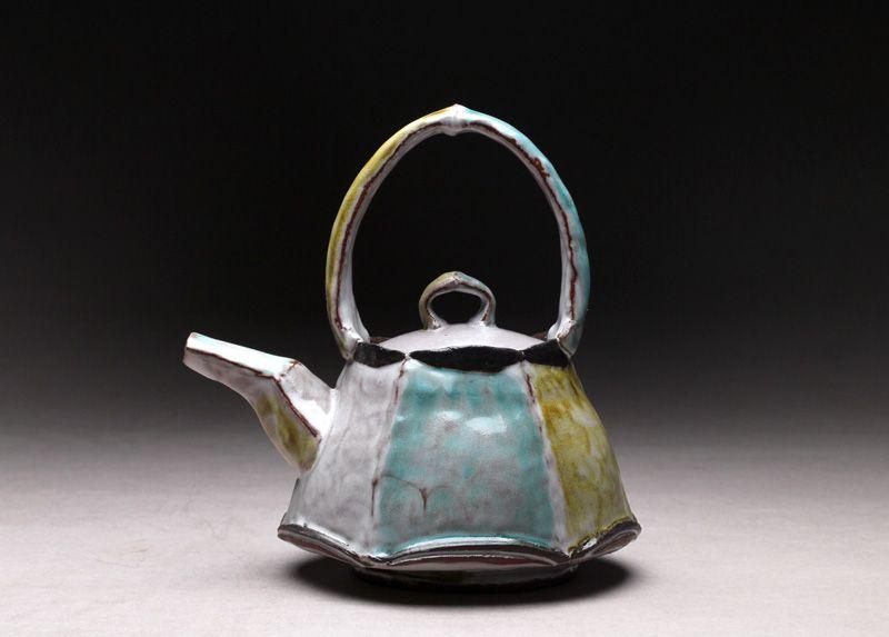 Teapot by Nick Moen