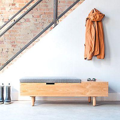 Mimico Storage Ottoman | SmartFurniture.com - Smart Furniture