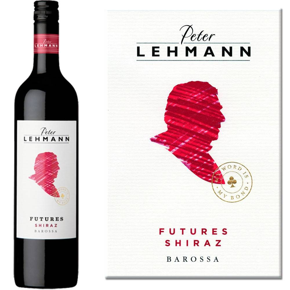 Peter Lehmann The Futures Shiraz Alcoholic Drinks Shiraz Wine Bottle