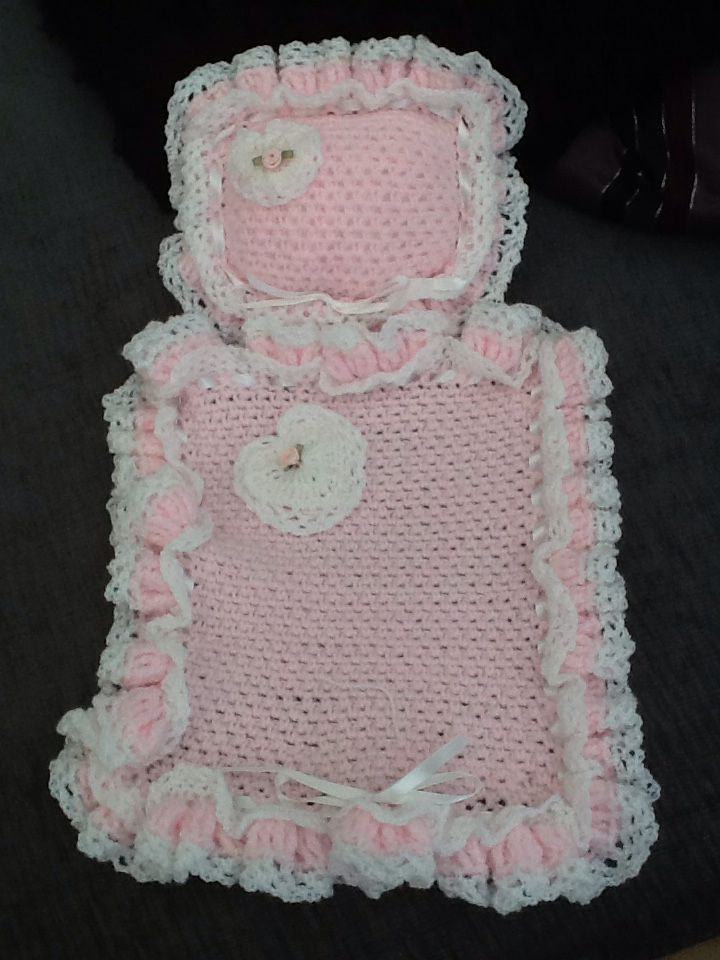 Knit Baby Blanket Pattern Free Chunky