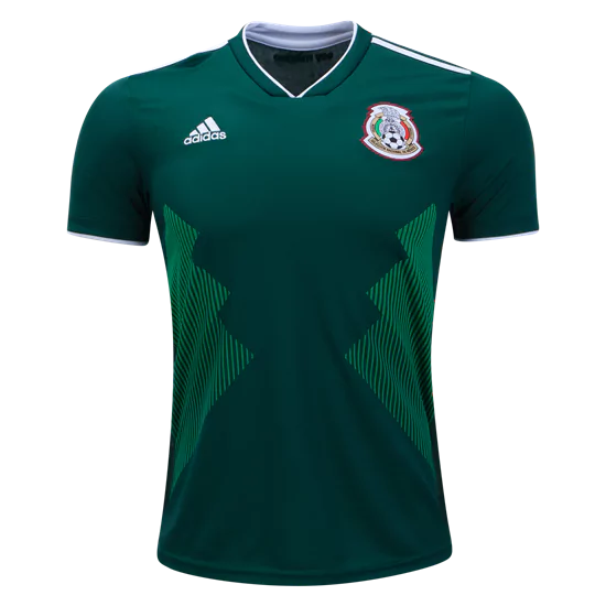 64be7c220 2018 Mexico World Cup Authentic Jersey