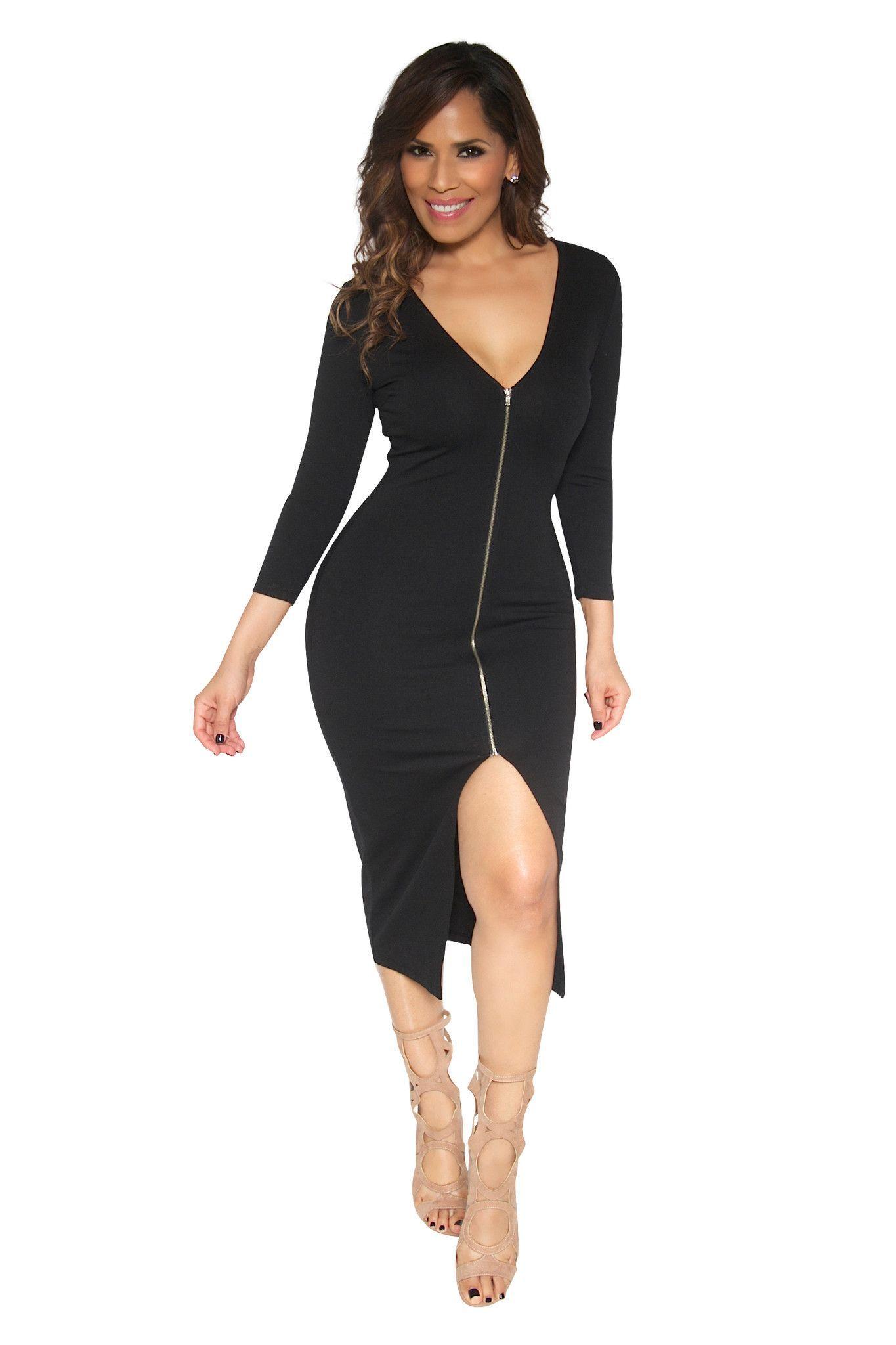 Classy Midi Dresses