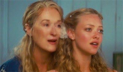Tejiendo Pensando Slipping Through My Fingers Meryl Streep