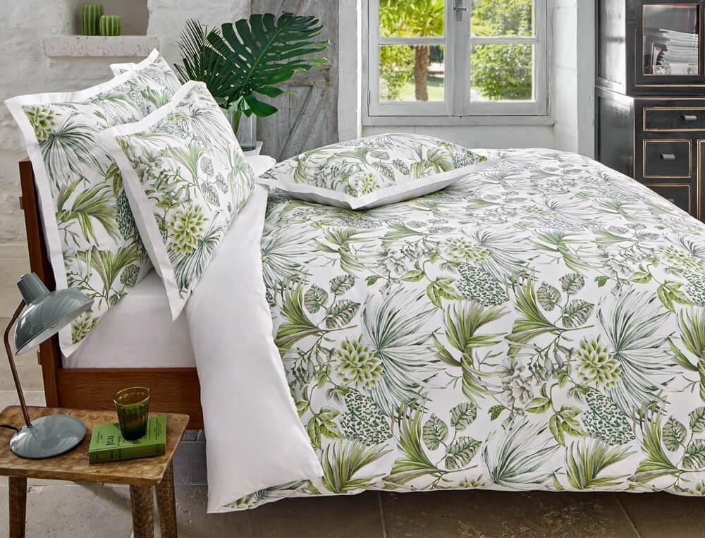 Bettwasche Wildnis Linvosges In 2020 Bettwasche Bett Bettwasche Set
