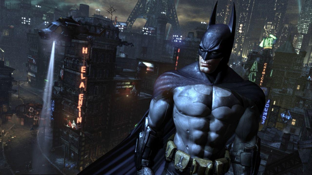 Batman arkham city rus rus скачать торрент