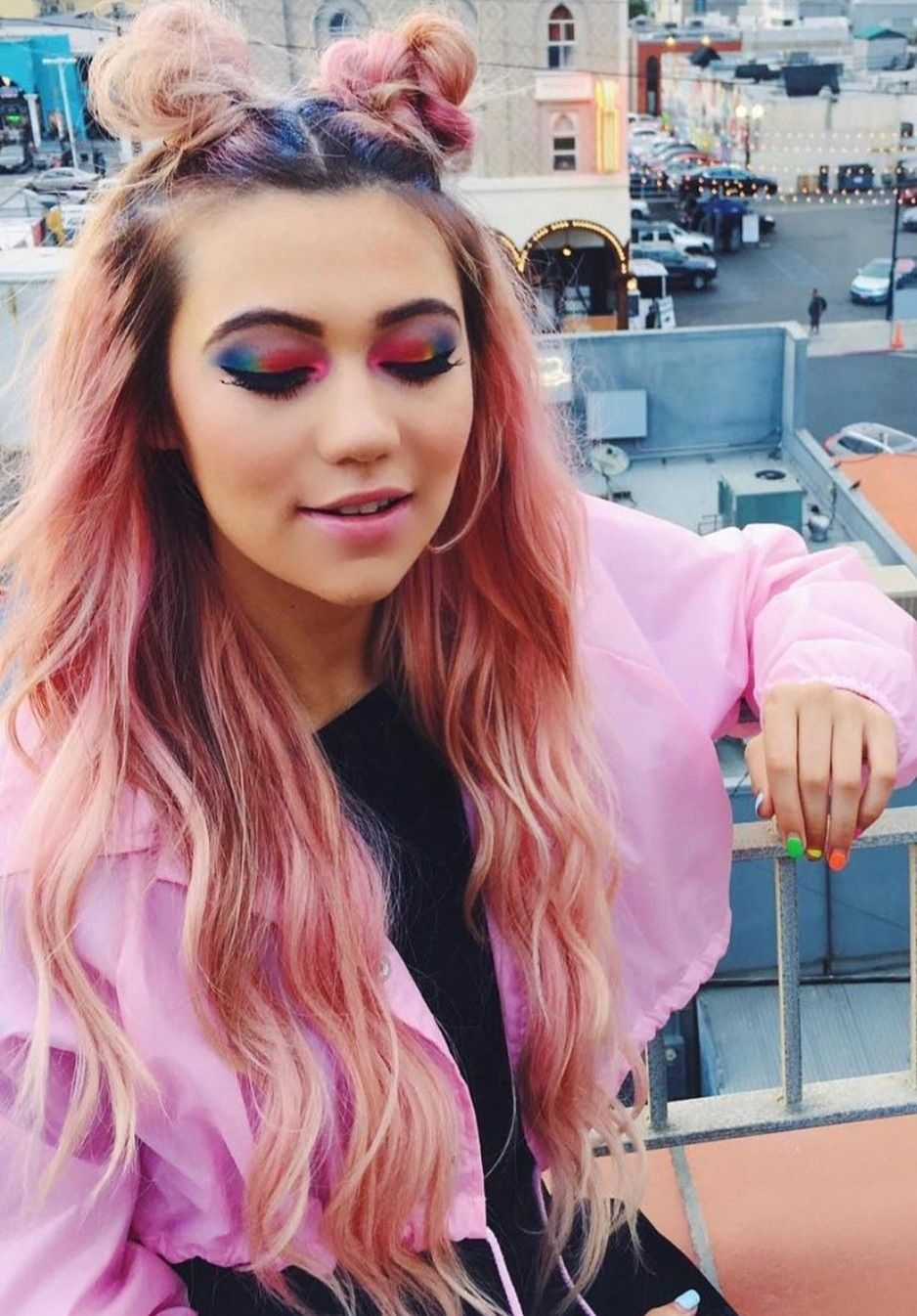 Happy Nationalcomingout Day Jessie Paege Jessie Face Claims