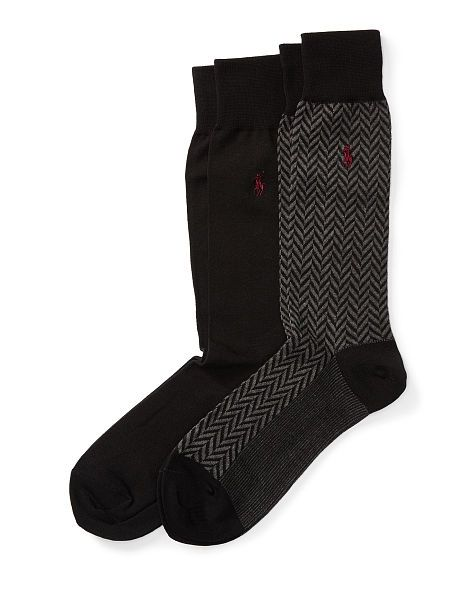 Stretch Trouser Sock 2-Pack - Polo Ralph Lauren Sale - RalphLauren.com