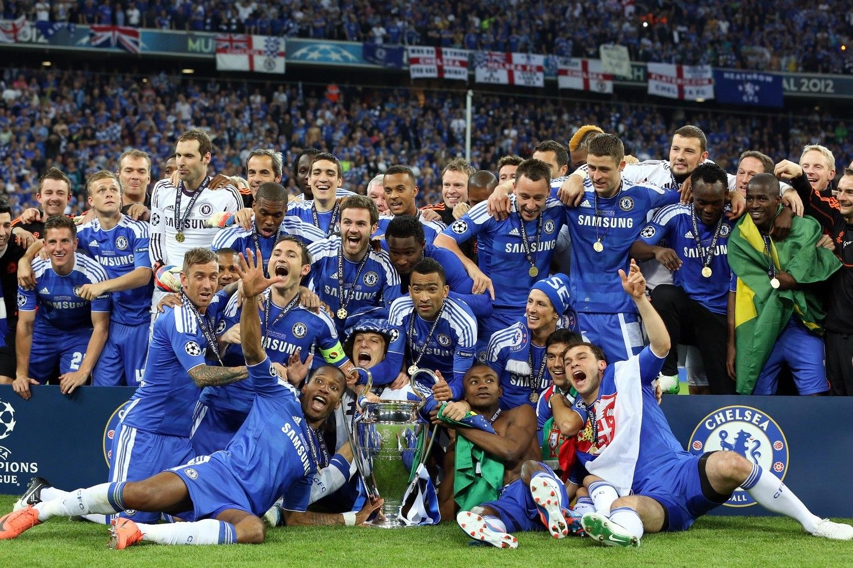 Chelsea Champions League 2012   Chelsea champions league, Chelsea football  team, Champions league