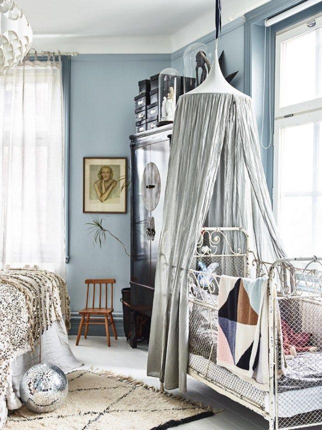 Une Maison Ethnique Chic A Malmo Decoration Chambre Bebe