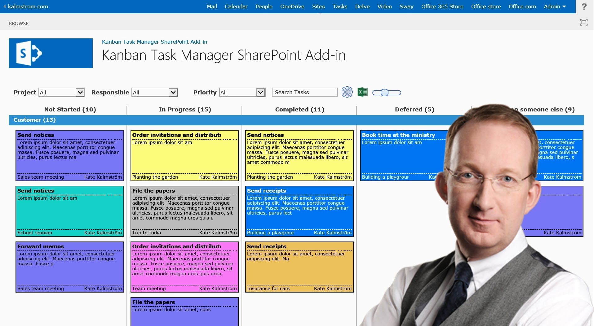 sharepoint 2013 product catalog site template - kanban task manager sharepoint add in add in version of
