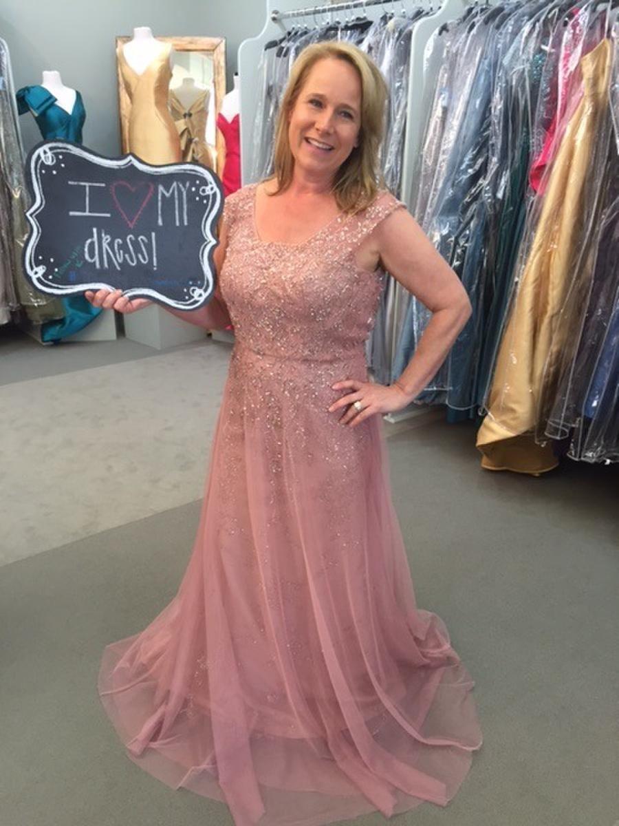 Ivonne d with images best prom dresses dresses blush