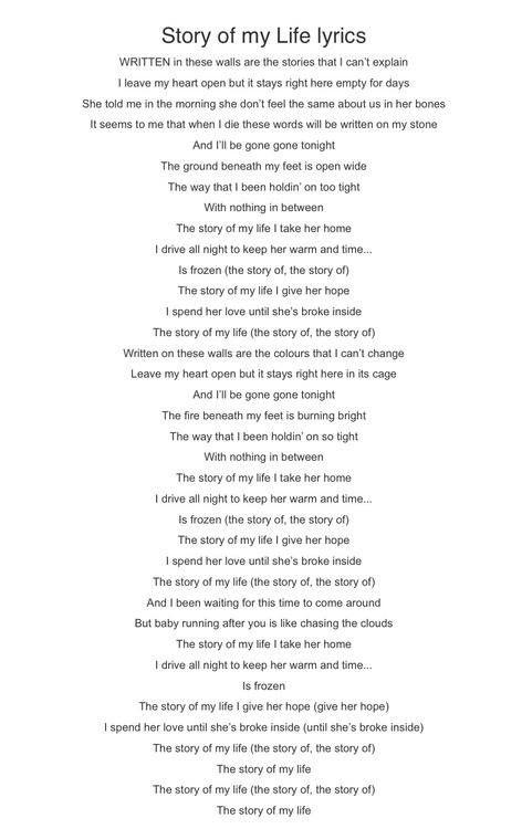 Astronautalis:The Story Of My Life Lyrics | LyricWiki ...