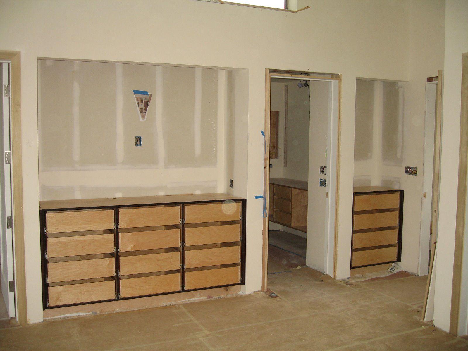 Best Optional Built Ins For Tonys Closet At Raised Dresser 400 x 300