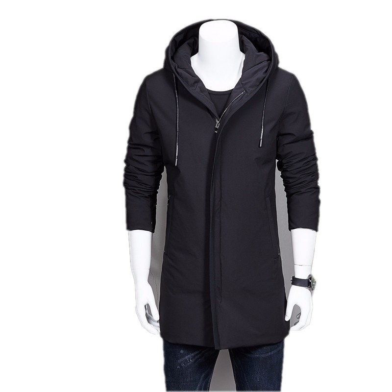 69.36$  Watch here - http://aliynn.worldwells.pw/go.php?t=32763339408 - In the 2016 long hooded cotton-padded clothes young han edition cultivate one's morality tide male cotton coat
