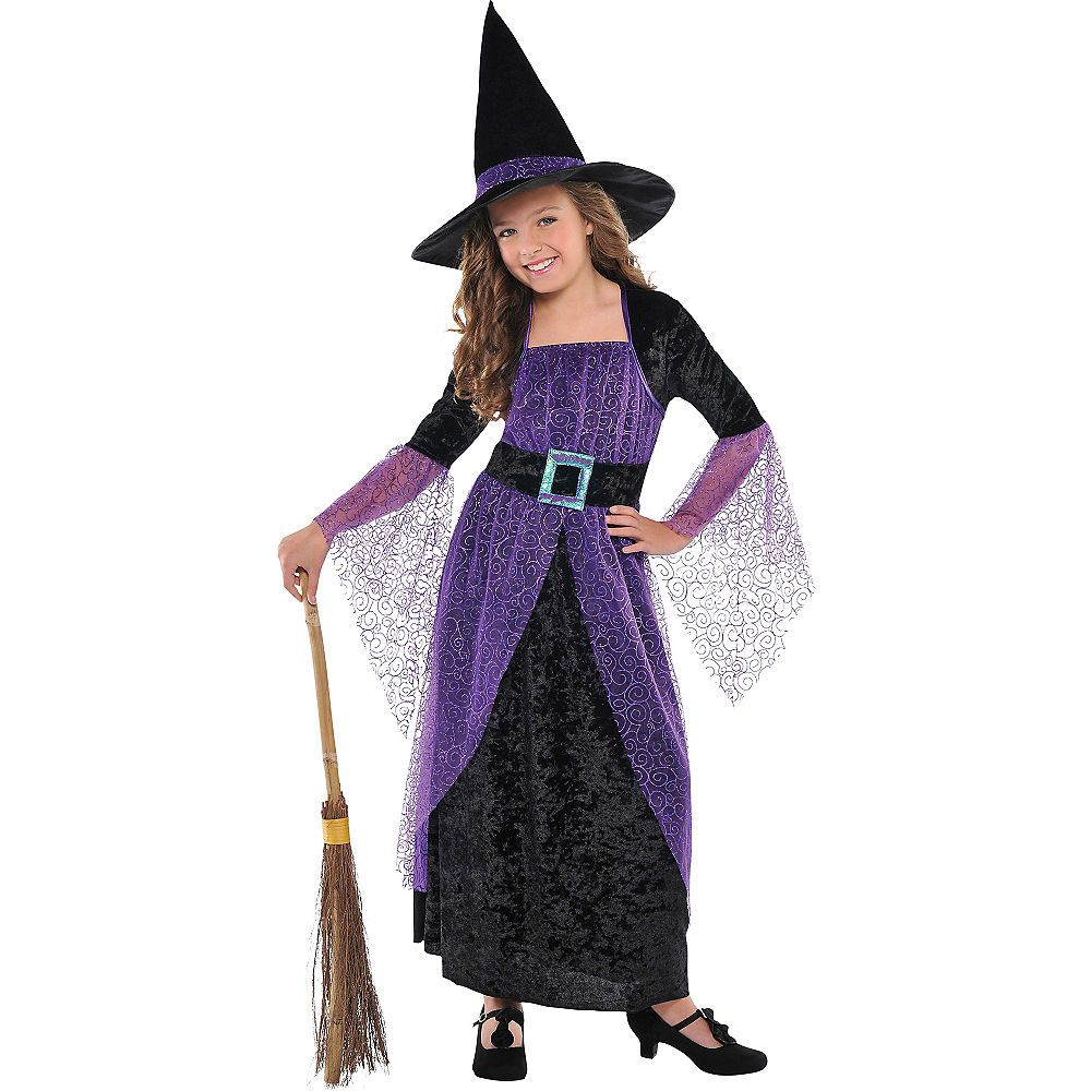 girls pretty potion witch costume | traje de alquiler | pinterest
