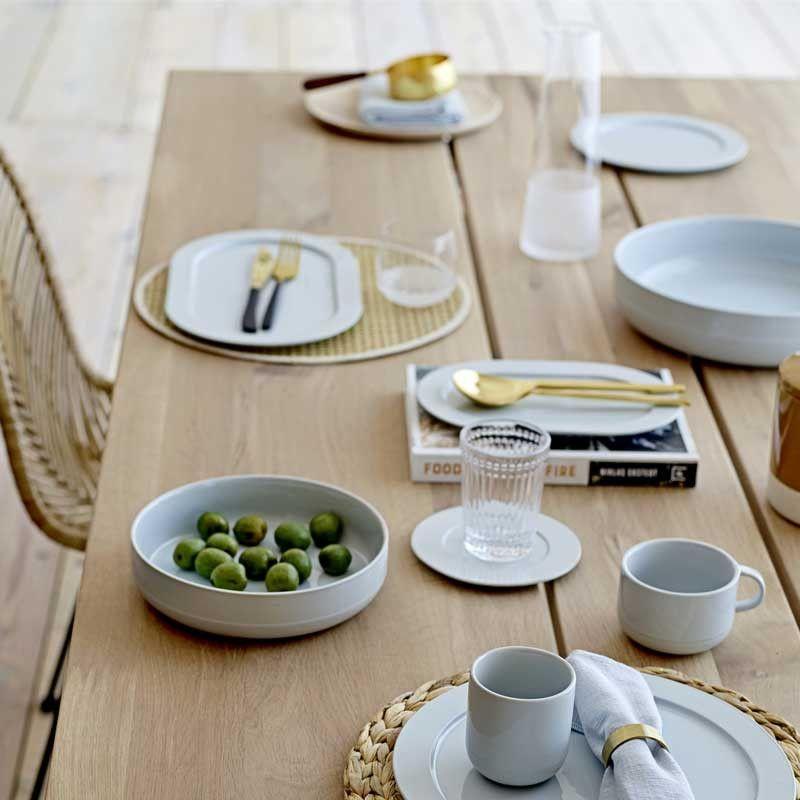 Passt Immer Mit Diesem Schlichten Tischset Aus Bambus Von