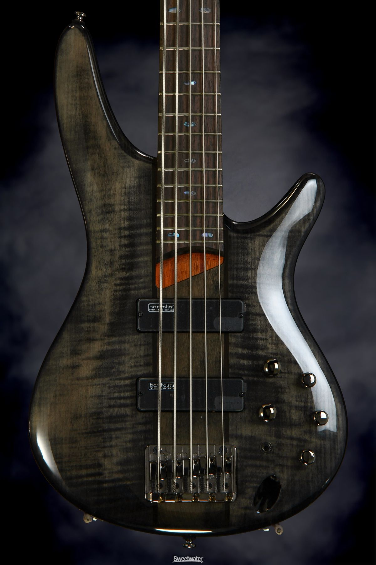 sr705 5 string electric bass guitar bad ass black basses ibanez guitar art acoustic guitar. Black Bedroom Furniture Sets. Home Design Ideas