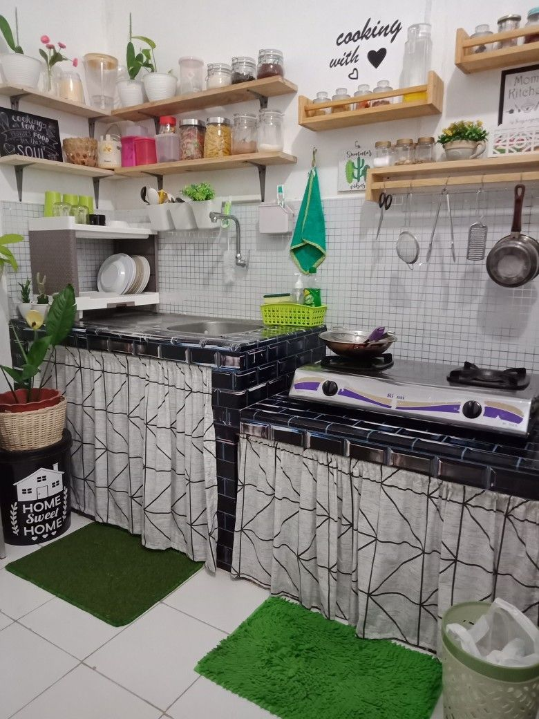 Dekorasi Dapur Dapur Luar Ruangan Rumah Dekorasi Dapur