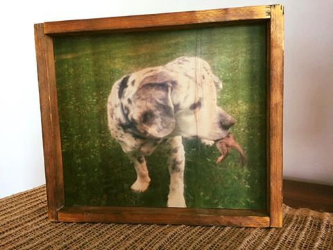Wood Photography Transfer, Wood Photo by ThePeddlerShop on Etsy