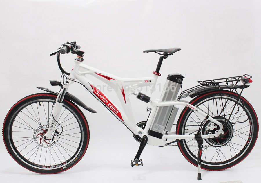 powerful x8 48v 1000w ebike electric bike electric bicycle. Black Bedroom Furniture Sets. Home Design Ideas