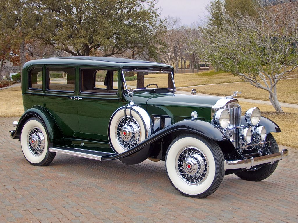 Packard Standard Eight Sedan (901-503) \'1932 | PACKARD | Pinterest ...