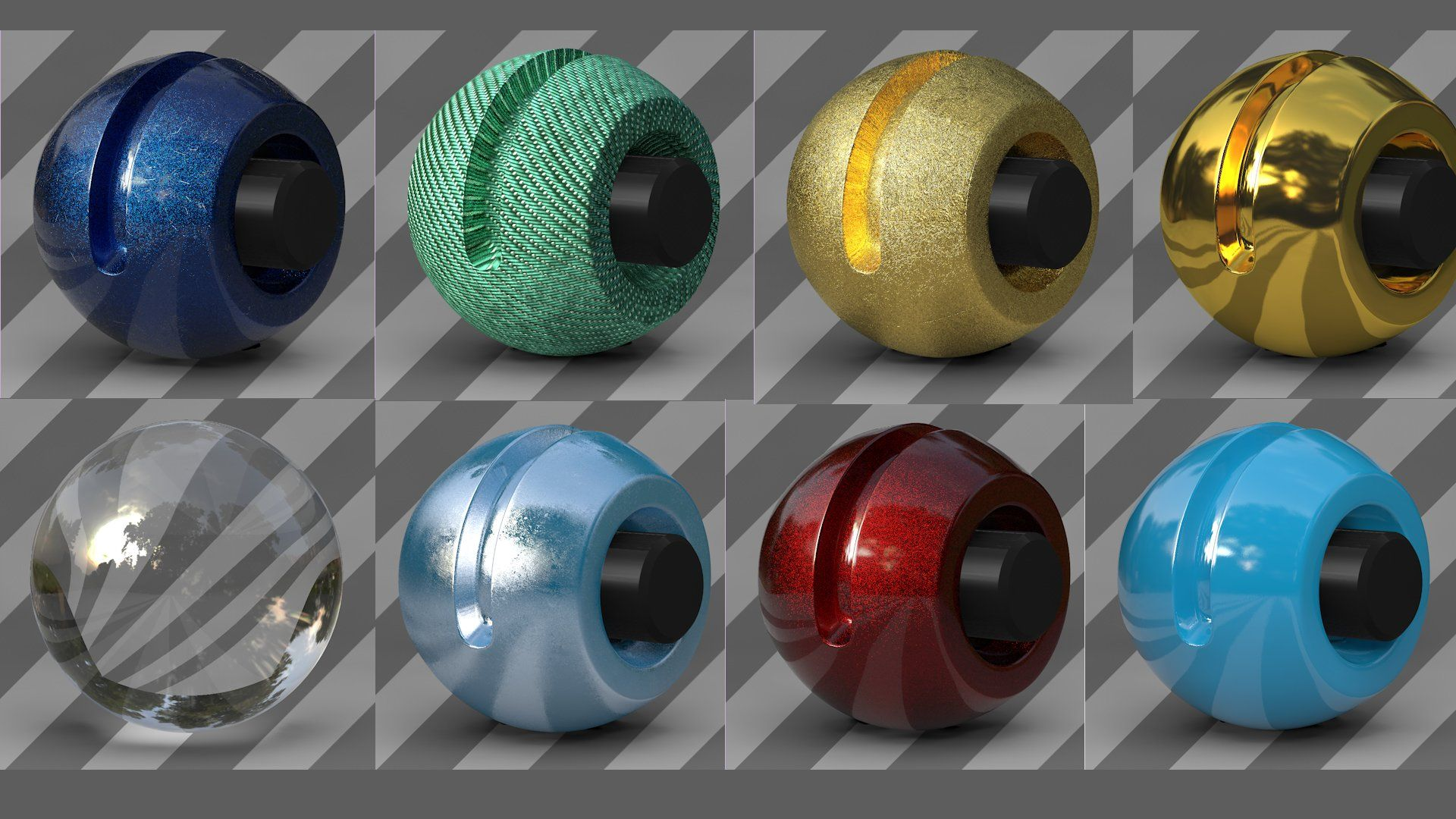 Tutorial No.13 : new Reflectance Channel  in Cinema 4d R16  Explained , Inside out !