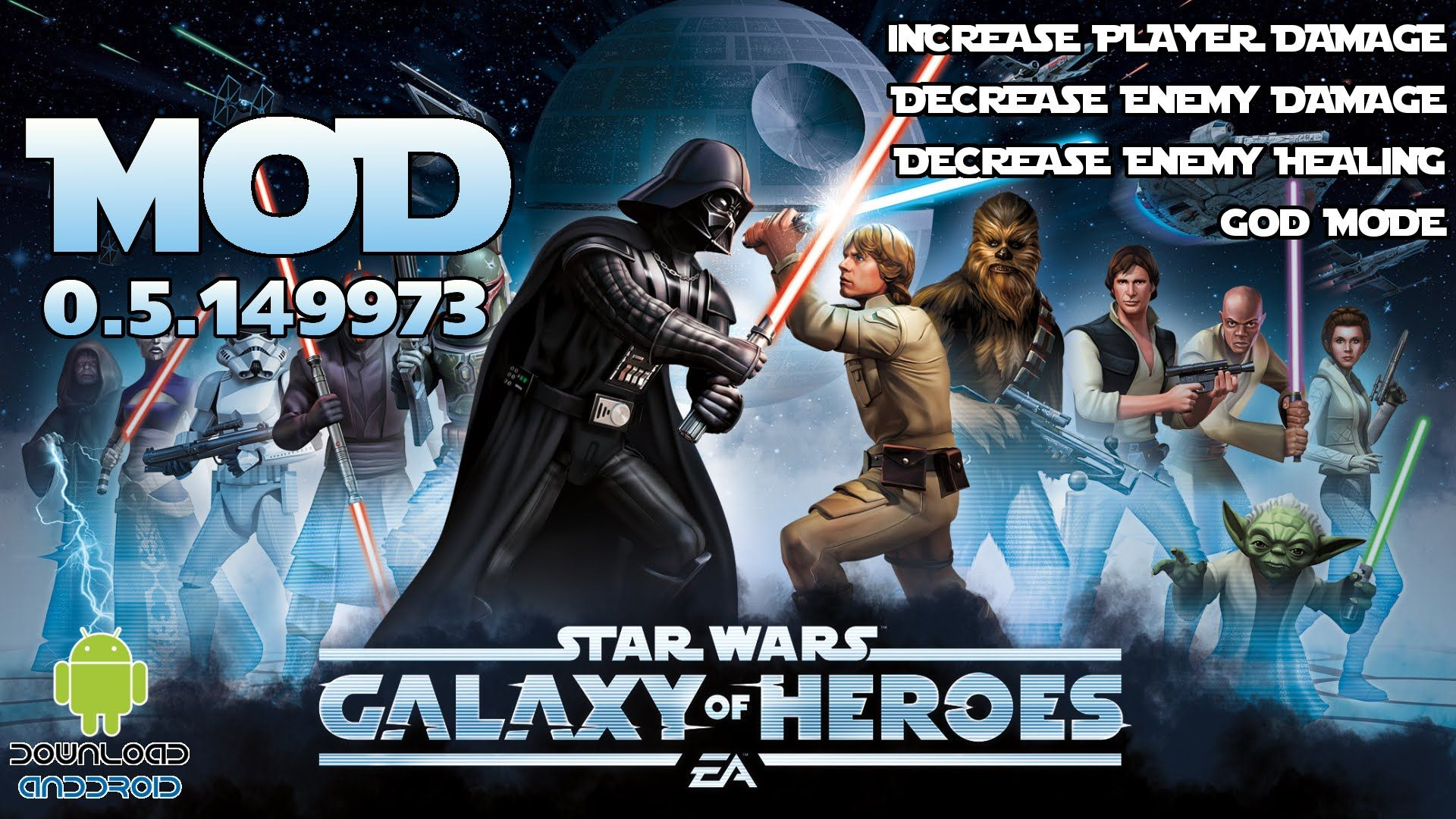 Star Wars Galaxy of Heroes Hack and Cheats 2018 - How to get