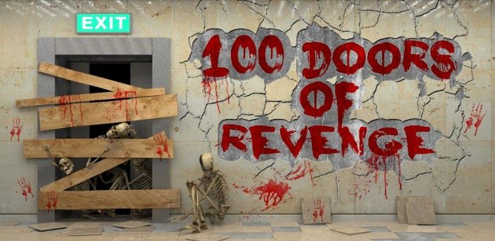 100 Doors Of Revenge Revenge Game App Addicting Games