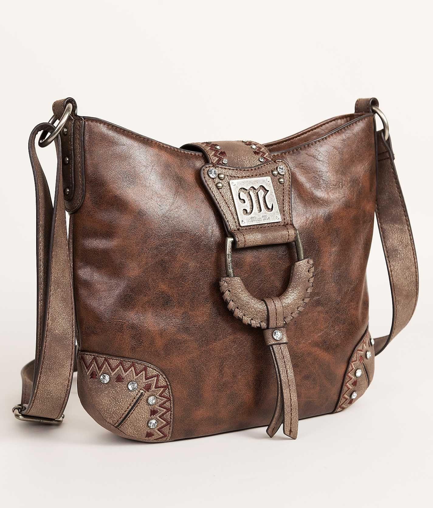 Miss Me Metallic Crossbody Purse - Women's Bags | Buckle