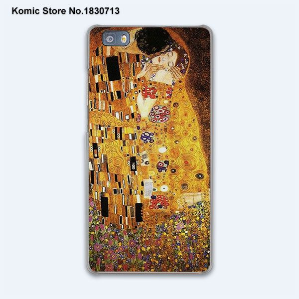 the kiss Gustav Klimt Painting Frida Kahlo design hard transparent Cover  Case for huawei P10 Plus P8 P9 Lite Mate 9 S 8 7 phone on Aliexpress.com  03ac686ced