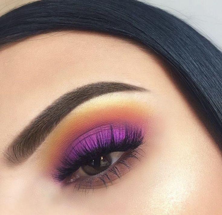 Photo of cool 53 Fascinating Smokey Eye Makeup Ideas  viscawedding.com/… – Schönheit