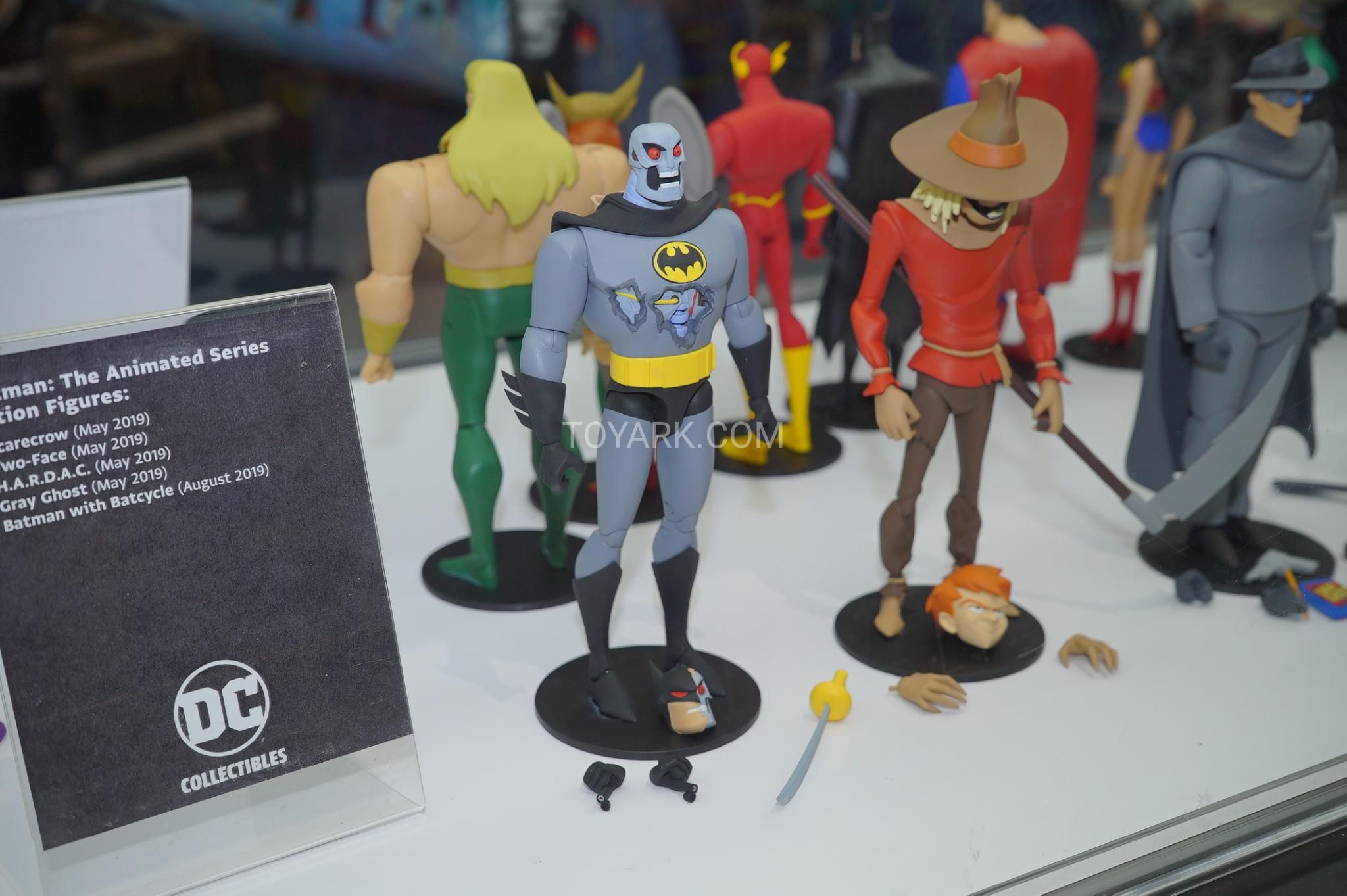hardac Action Figure DC Collectibles Batman The Animated Series