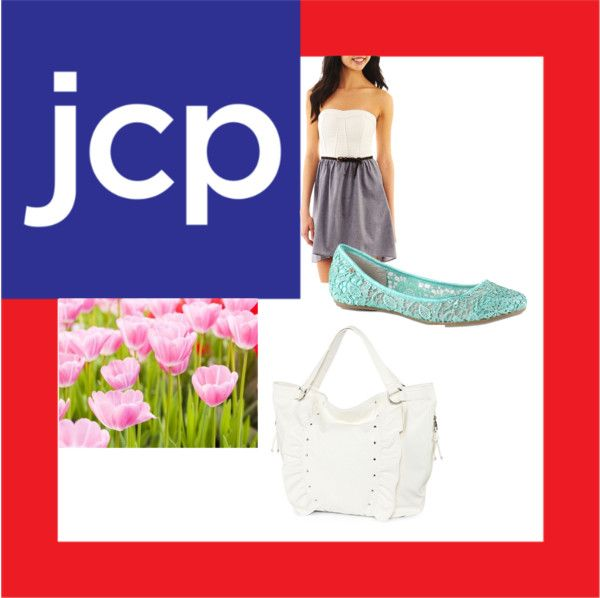 """JCPenney"" by dalena-21 ❤ liked on Polyvore"