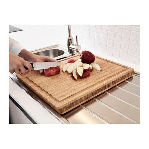 Aptitlig Billot Bambou Ikea Butcher Block Cooking Supplies Ikea
