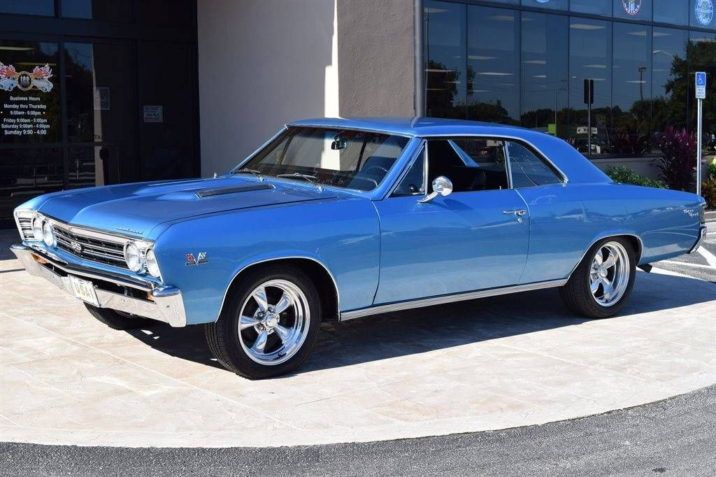 Chevrolet Chevelle Chevelle Malibu SS Ss Cars and Muscles