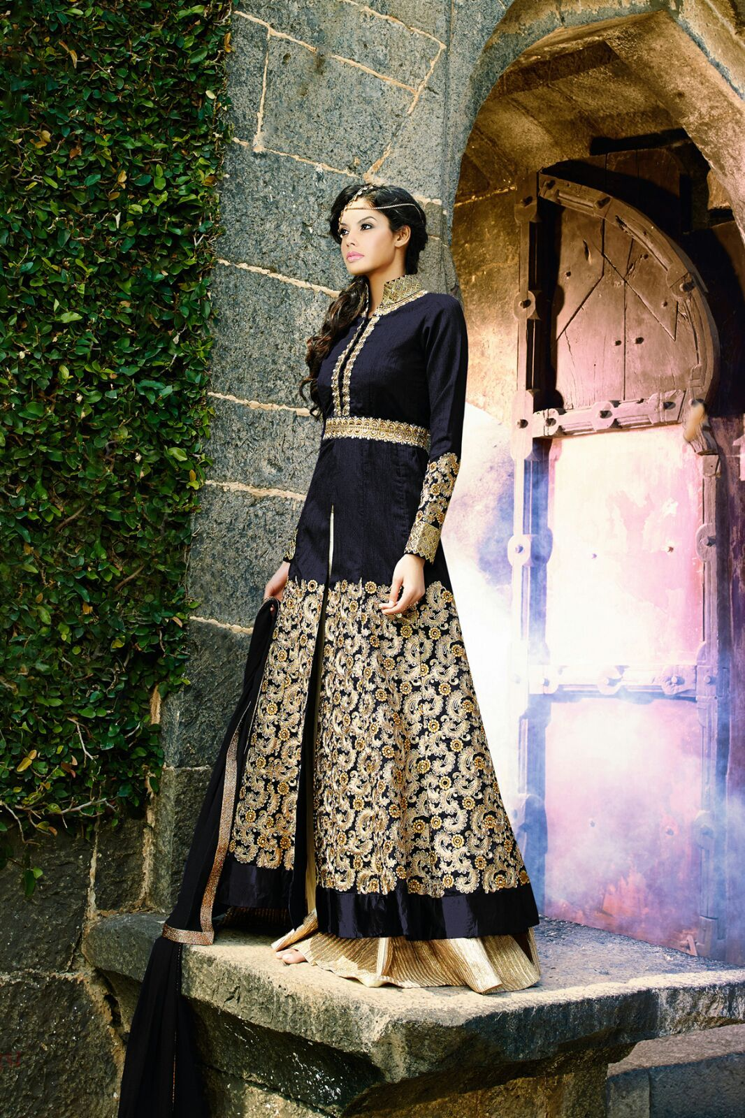 Bridal Anarkali Suit Red Suits Wedding Latest For Online In India