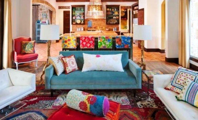 Arredamento Boho Style : Arredamento boho chic donna glamour magazine interior design