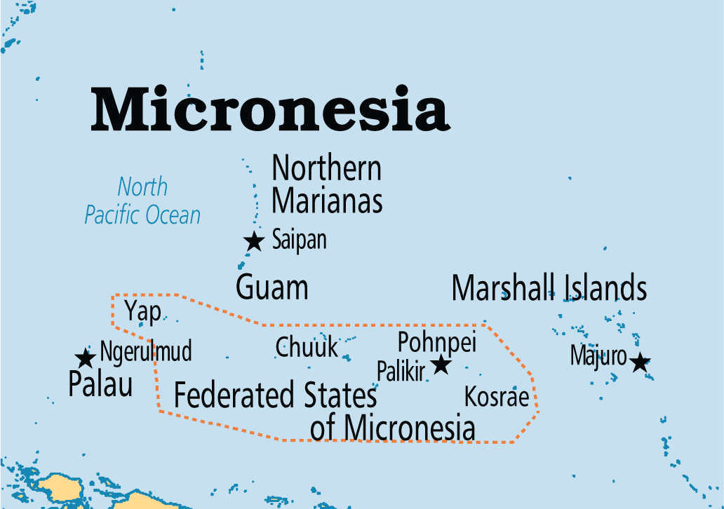 Federated States of Micronesia - Google Search | Federated ...