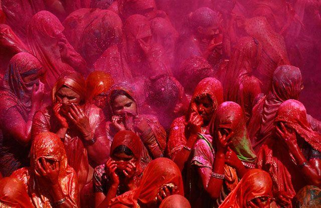 Festival Holi: colores y alegría desde la India - FotosMundo.net