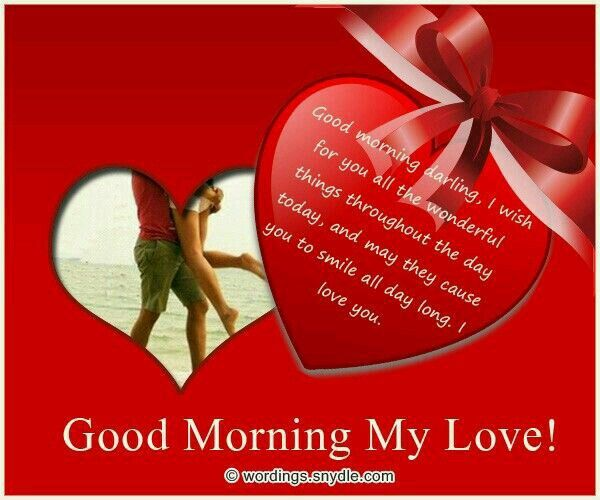 Good Morning Babe I Love You Morning Greetings Quotes