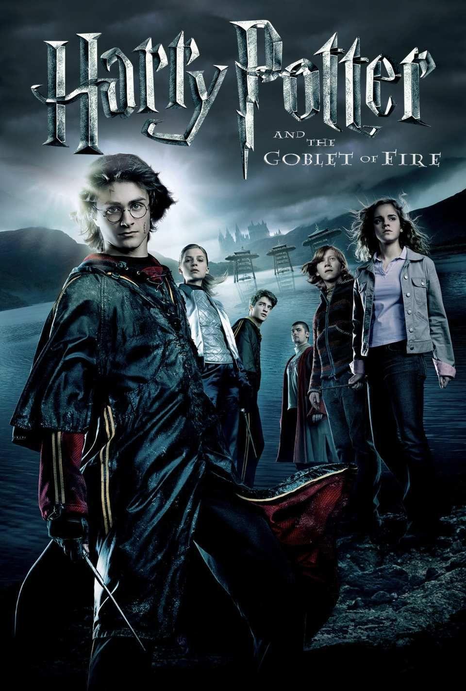 Harry Potter and the Goblet of Fire (2005) | Script Slug