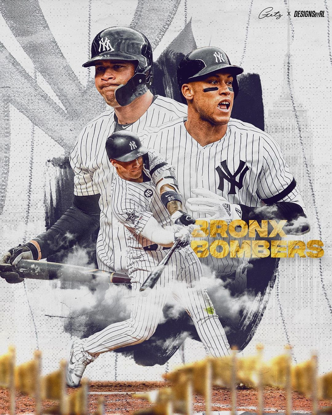 Ryan Lane On Instagram Baseball Is Back The Yankees Take On The Nationals Tonight Collab With My Guy Getzgfx Go Check Him O