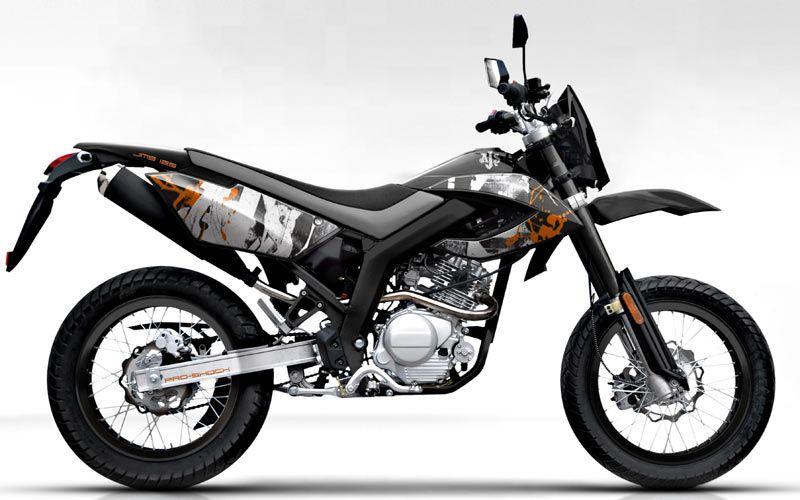 Sumo Pioneer 125 Motorcycles I Love Ajs Motorcycles