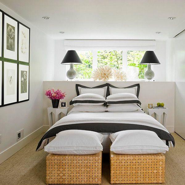 Soluciones para dormitorios peque os ideas para for Dormitorio principal m6 deco